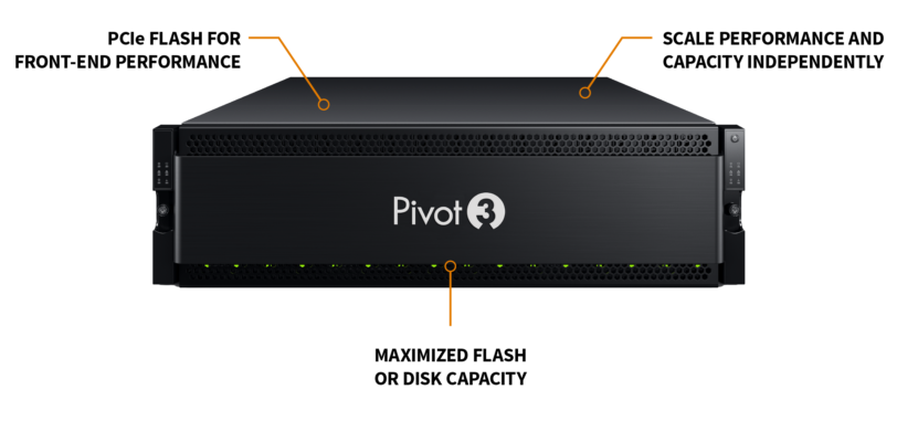Pivot3 - Product - (PCIe Flash Array).