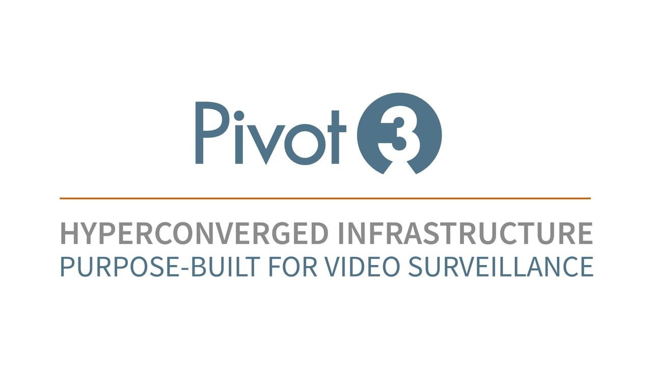 Pivot3 - (Product - Surveillance Series )