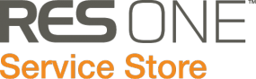 RES_ONE_Service_Store